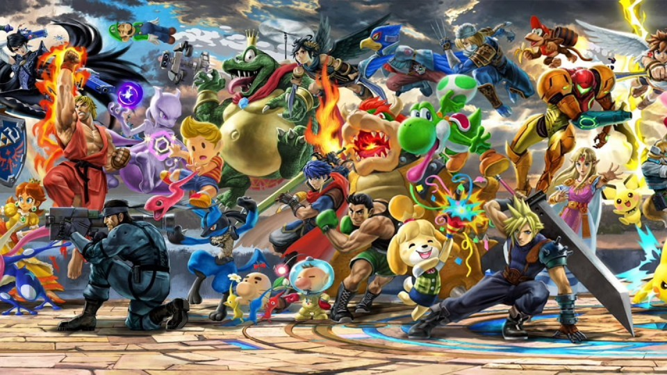 Game #1 Super Smash Bros. Ultimate